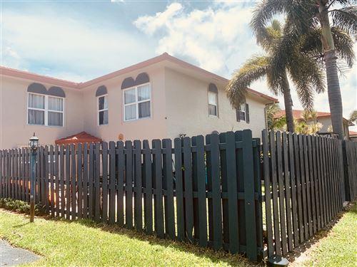 Photo of Listing MLS rx in 1435 SW 25th Avenue #B Boynton Beach FL 33426