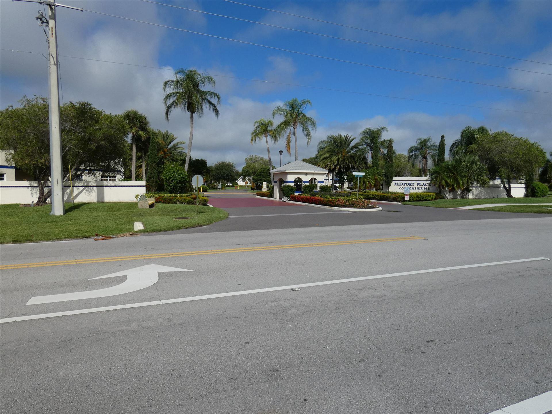 1507 SE Royal Green Circle #T 204, Port Saint Lucie, FL 34952 - #: RX-10672101