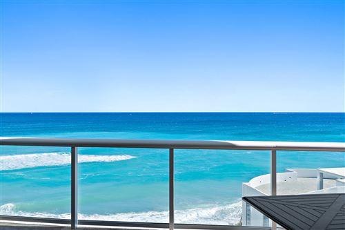 Photo of 4600 N Ocean Drive #1003, Singer Island, FL 33404 (MLS # RX-10691102)