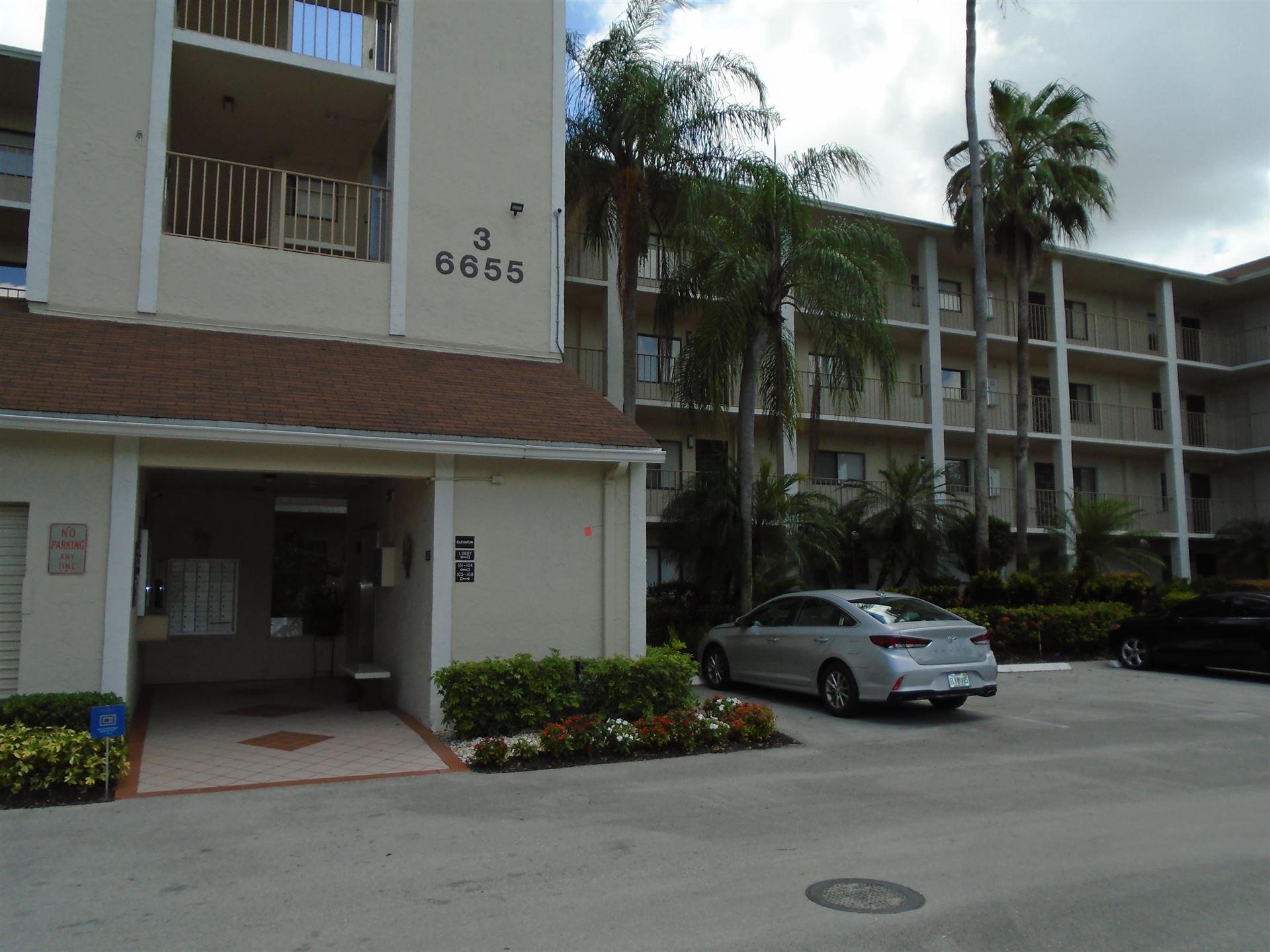 6655 Kensington Lane #407, Delray Beach, FL 33446 - #: RX-10634102
