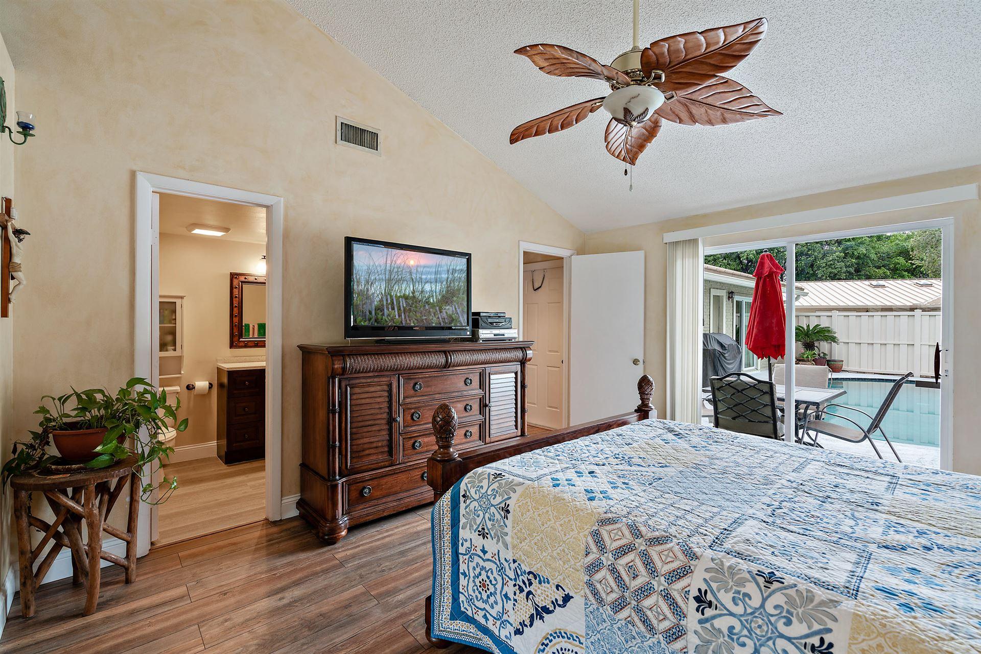 5293 Eagle Lake Drive, Palm Beach Gardens, FL 33418 - #: RX-10643103