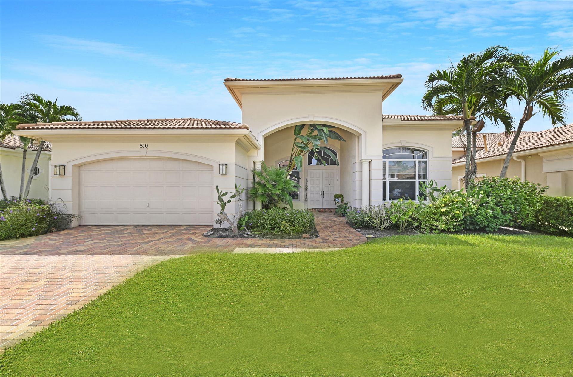 Photo of 510 Les Jardin Drive, Palm Beach Gardens, FL 33410 (MLS # RX-10667103)