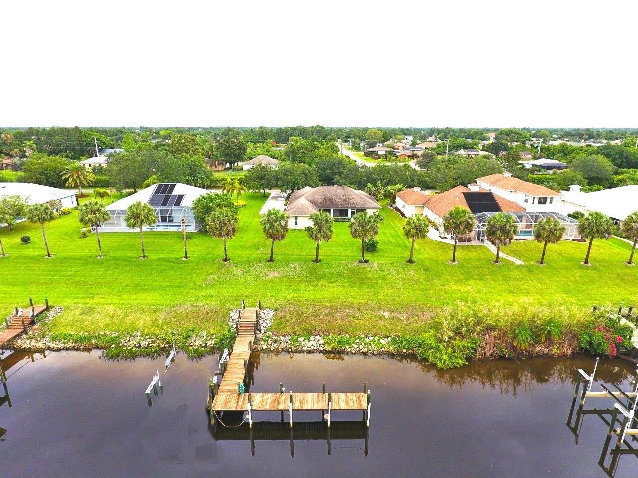 2636 SW River Shore Drive, Port Saint Lucie, FL 34984 - #: RX-10672103