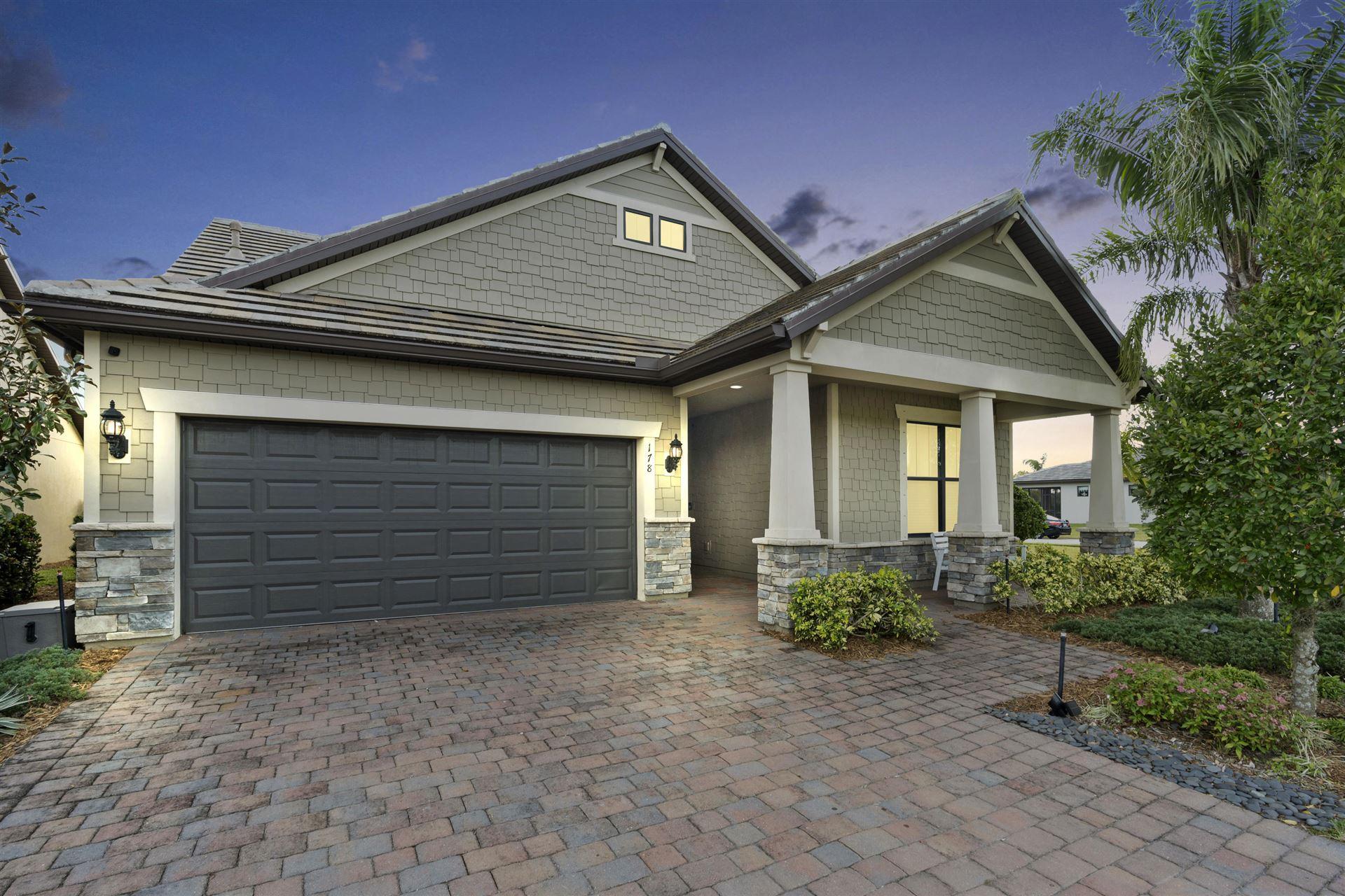 178 SE Courances Drive, Port Saint Lucie, FL 34984 - #: RX-10683103