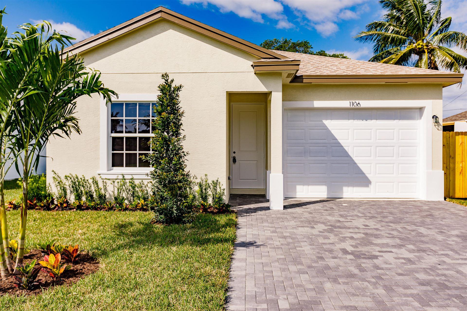 1106 SW 7th Avenue, Delray Beach, FL 33444 - #: RX-10695103