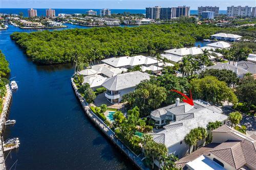 Photo of 654 Boca Marina Court, Boca Raton, FL 33487 (MLS # RX-10667104)