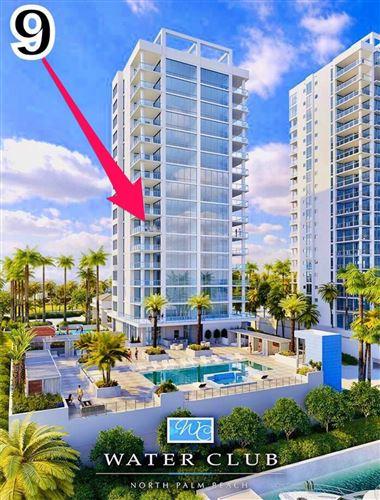 Photo of 3 Water Club Way #902, North Palm Beach, FL 33408 (MLS # RX-10670104)