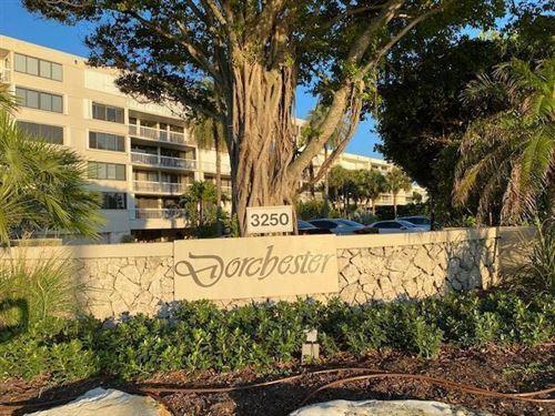 Photo of 3250 S Ocean Boulevard #107s, Palm Beach, FL 33480 (MLS # RX-10720104)