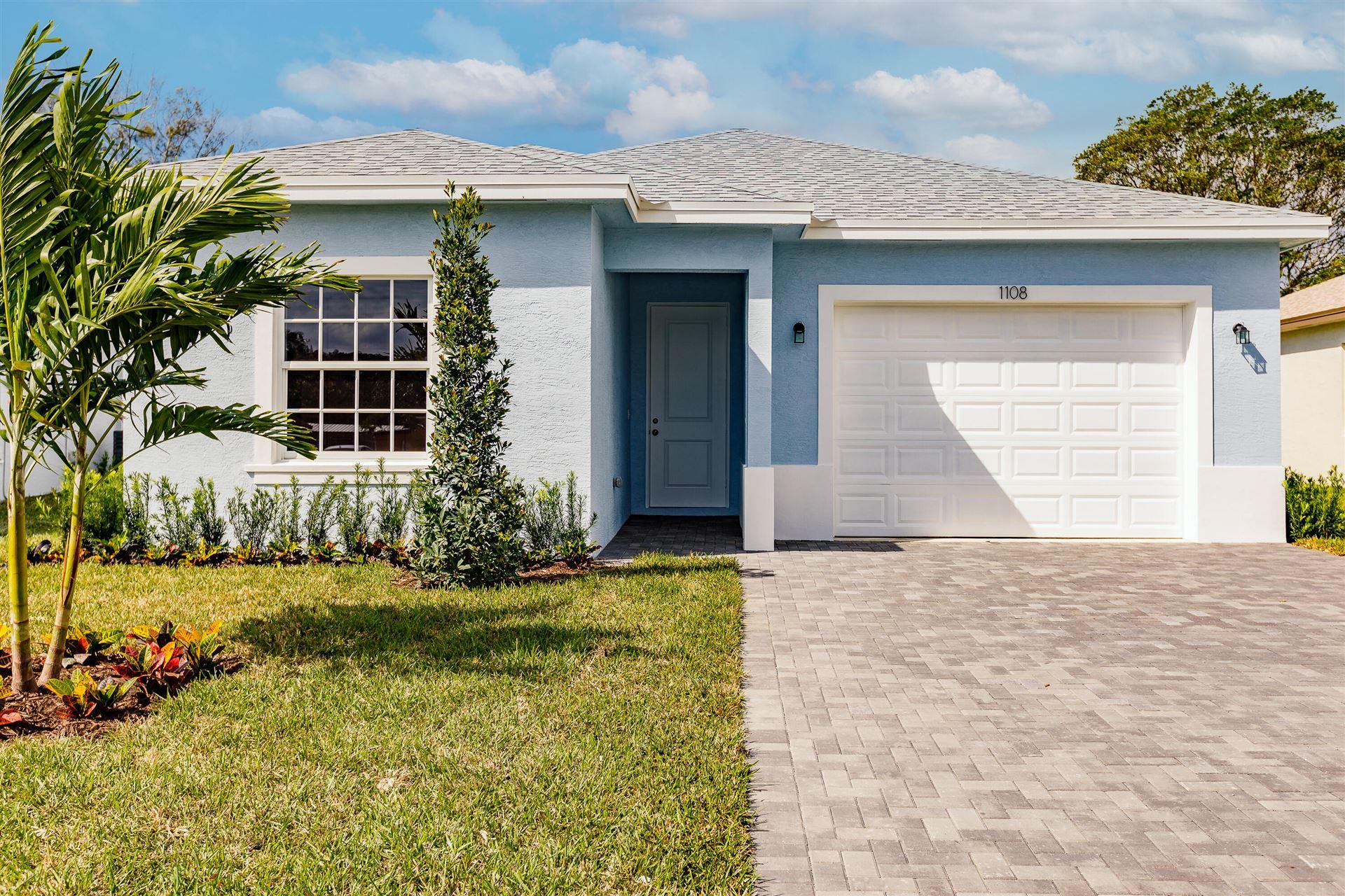 1108 SW 7th Avenue, Delray Beach, FL 33444 - #: RX-10695104