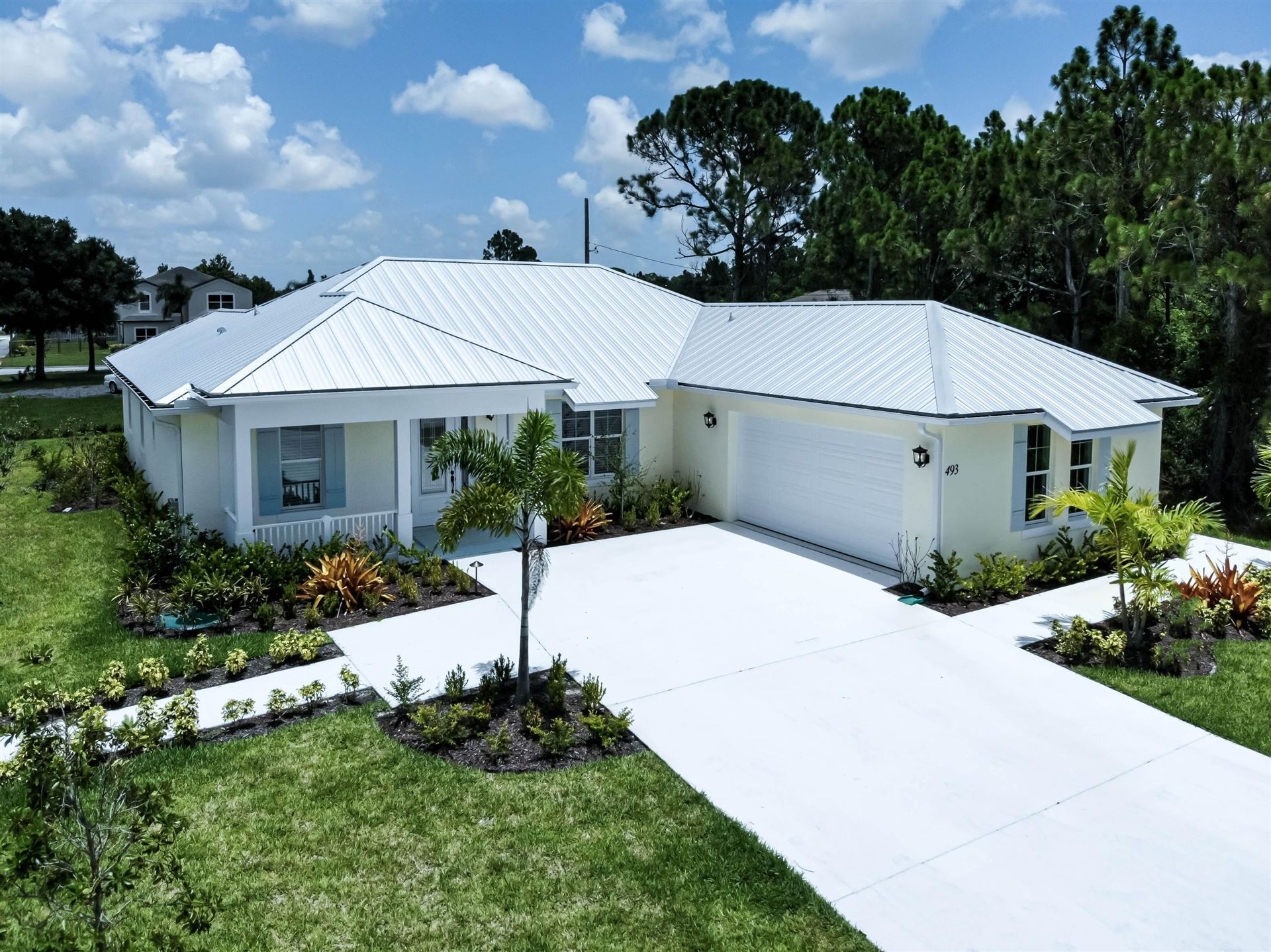 493 SW Seaflower Terrace, Port Saint Lucie, FL 34984 - #: RX-10709104