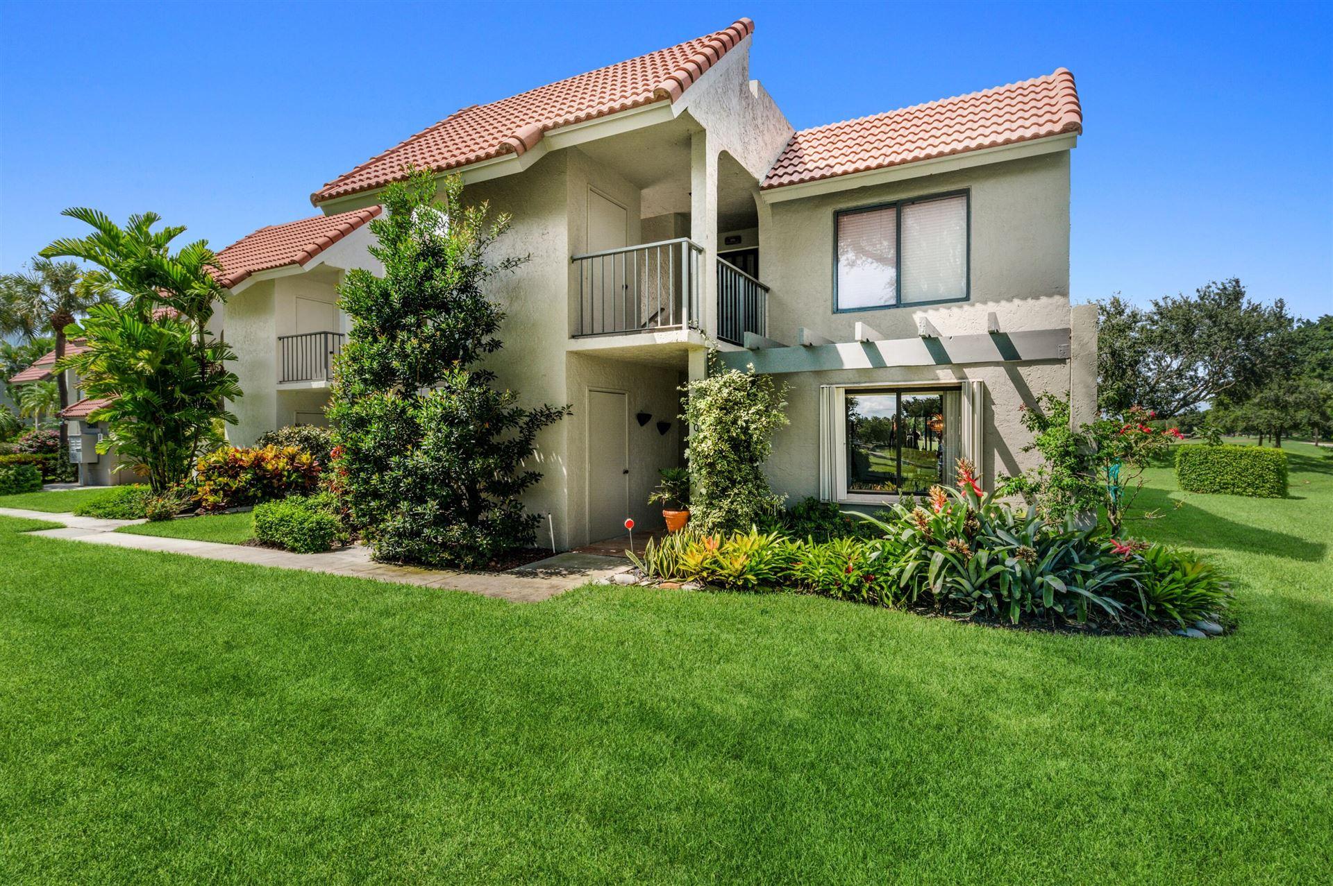 5631 Fairway Park Drive #105, Boynton Beach, FL 33437 - MLS#: RX-10746104