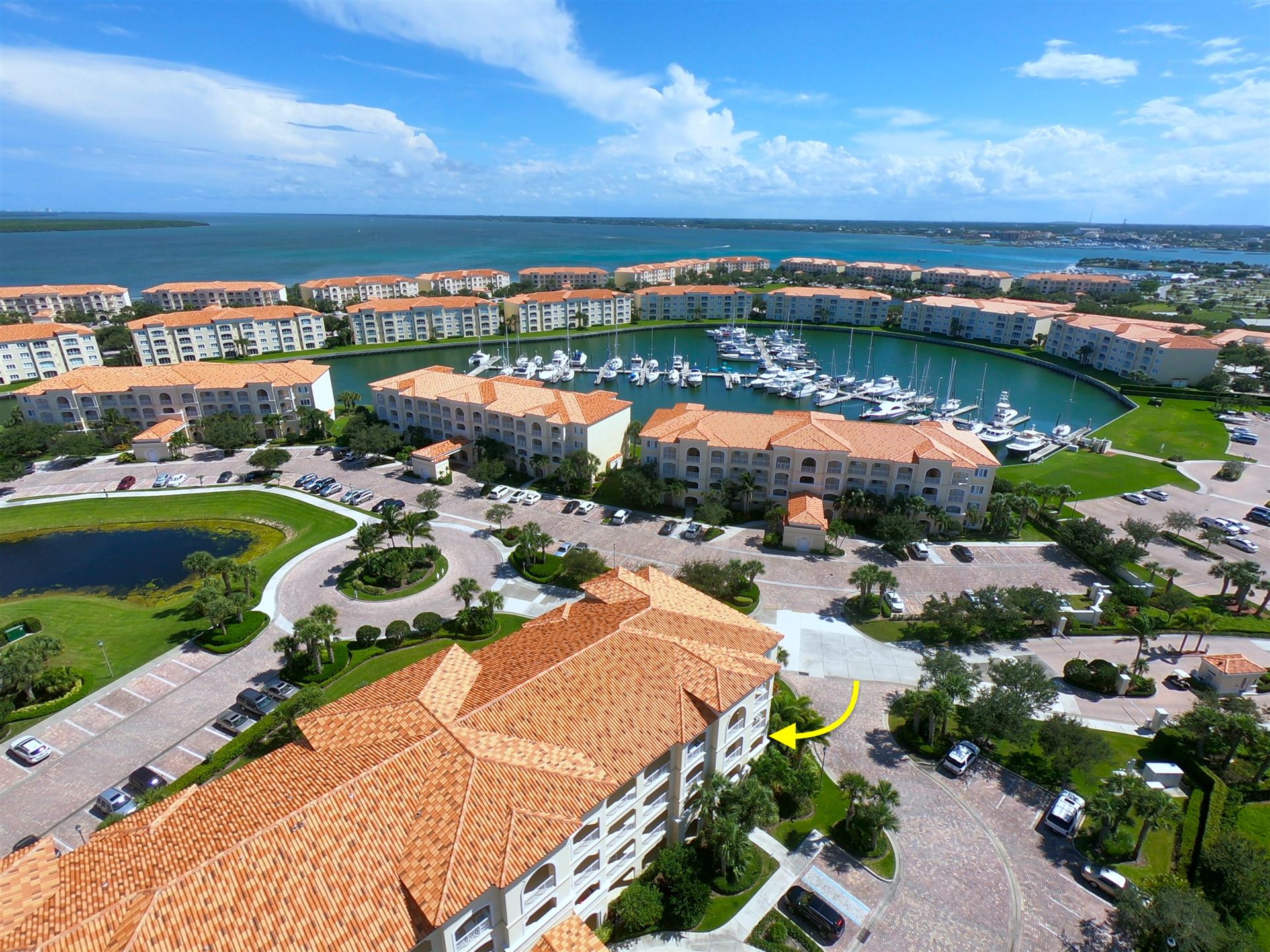 37 Harbour Isle Drive E #206, Fort Pierce, FL 34949 - #: RX-10594105
