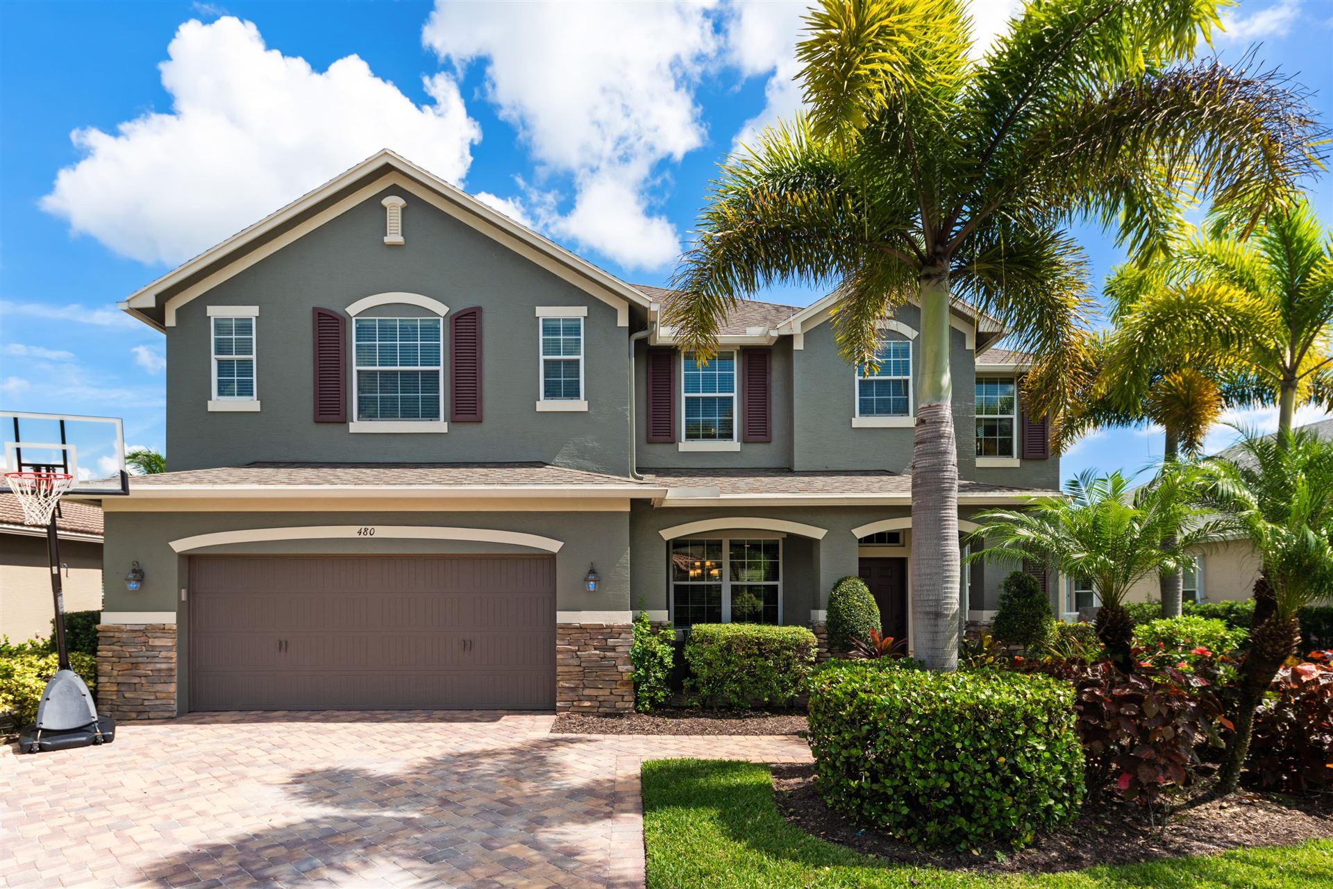 480 SW Sun Circle, Palm City, FL 34990 - #: RX-10656105