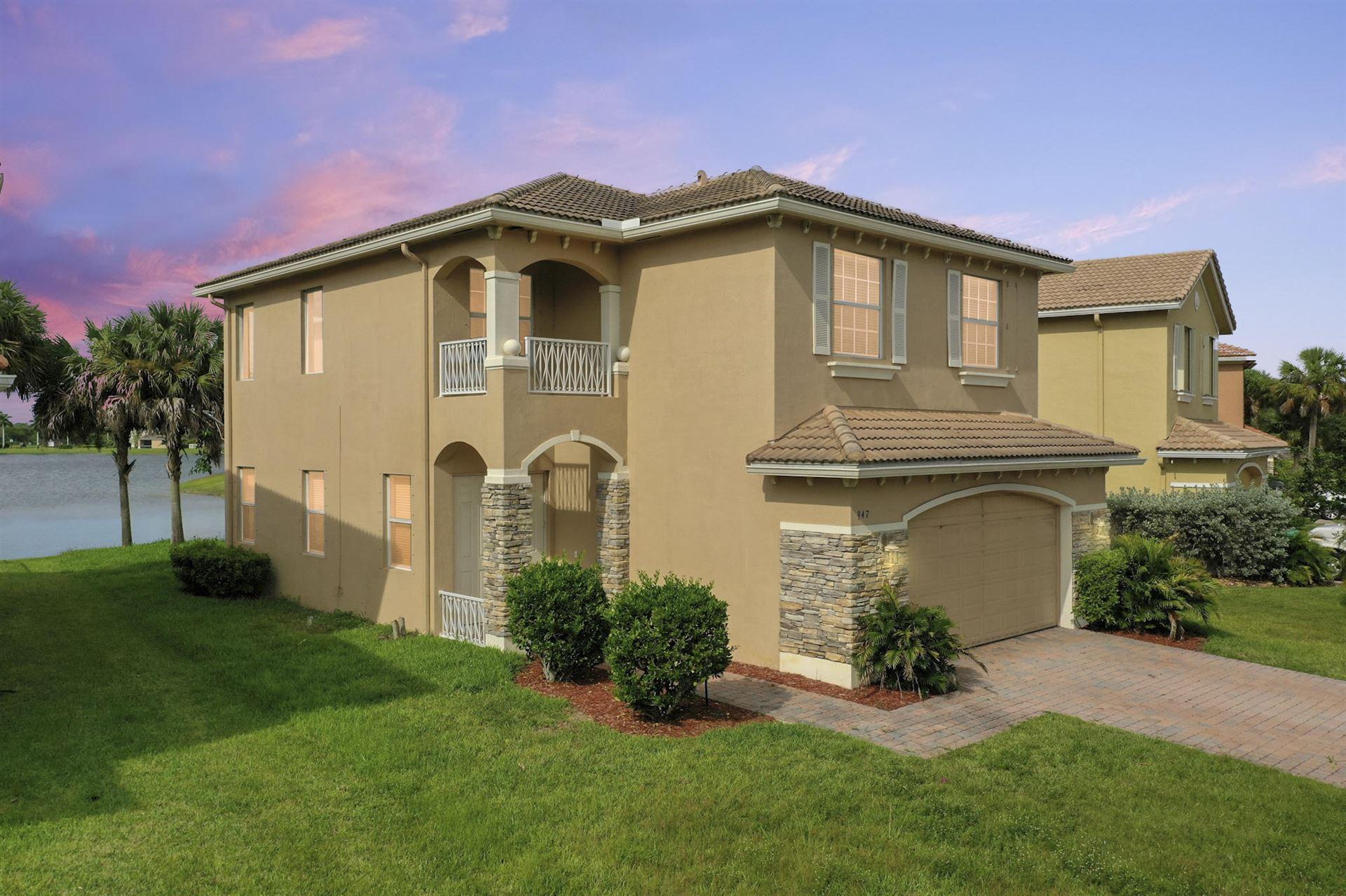 947 NW Leonardo Circle, Port Saint Lucie, FL 34986 - #: RX-10667105