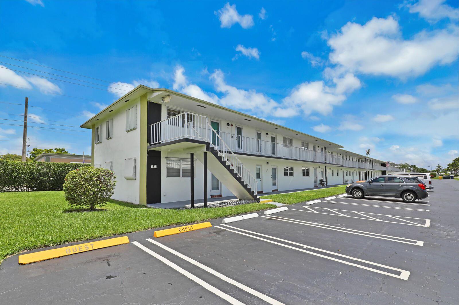 1113 Lake Terrace #101, Boynton Beach, FL 33426 - MLS#: RX-10732105