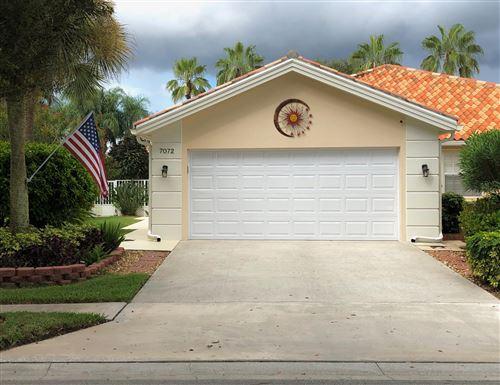 Photo of 7072 Gila Lane #7072, West Palm Beach, FL 33411 (MLS # RX-10755106)