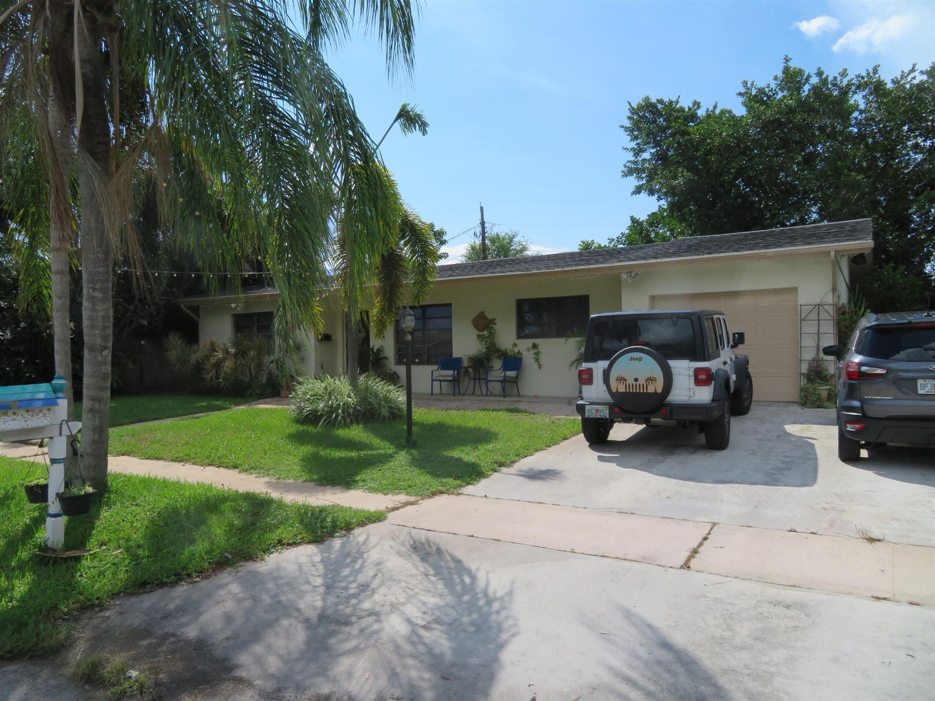 1411 Shirley Court, Lake Worth, FL 33461 - MLS#: RX-10746106