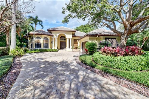 Photo of 3299 NW 64th Street, Boca Raton, FL 33496 (MLS # RX-10591107)