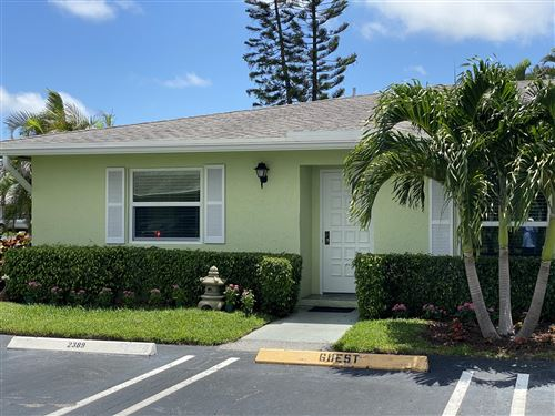 Photo of Listing MLS rx in 1040 N Palm Lane #A Delray Beach FL 33445