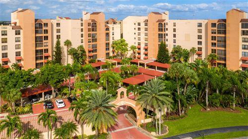 Photo of 7217 Promenade Drive #301, Boca Raton, FL 33433 (MLS # RX-10669107)