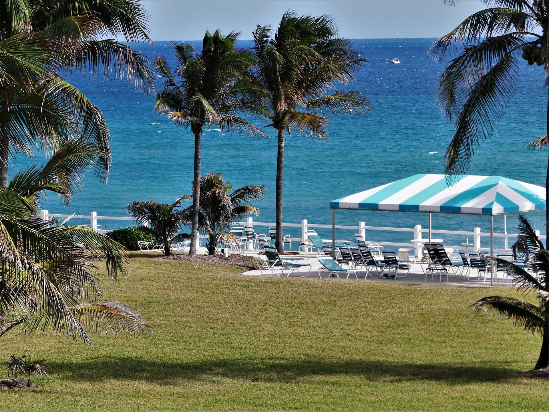 1221 Hillsboro Mile #19c, Hillsboro Beach, FL 33062 - #: RX-10598107
