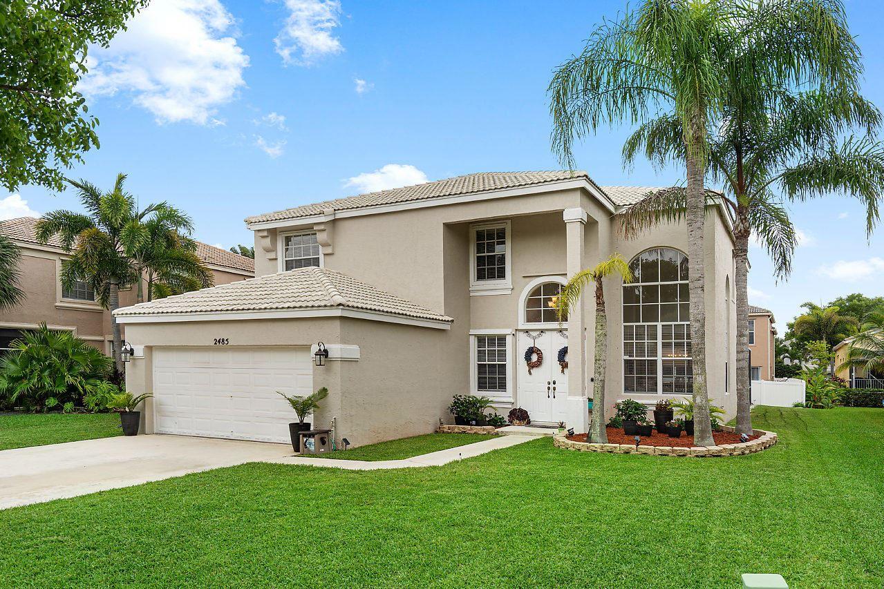 2485 Westmont Lane, Royal Palm Beach, FL 33411 - #: RX-10629107