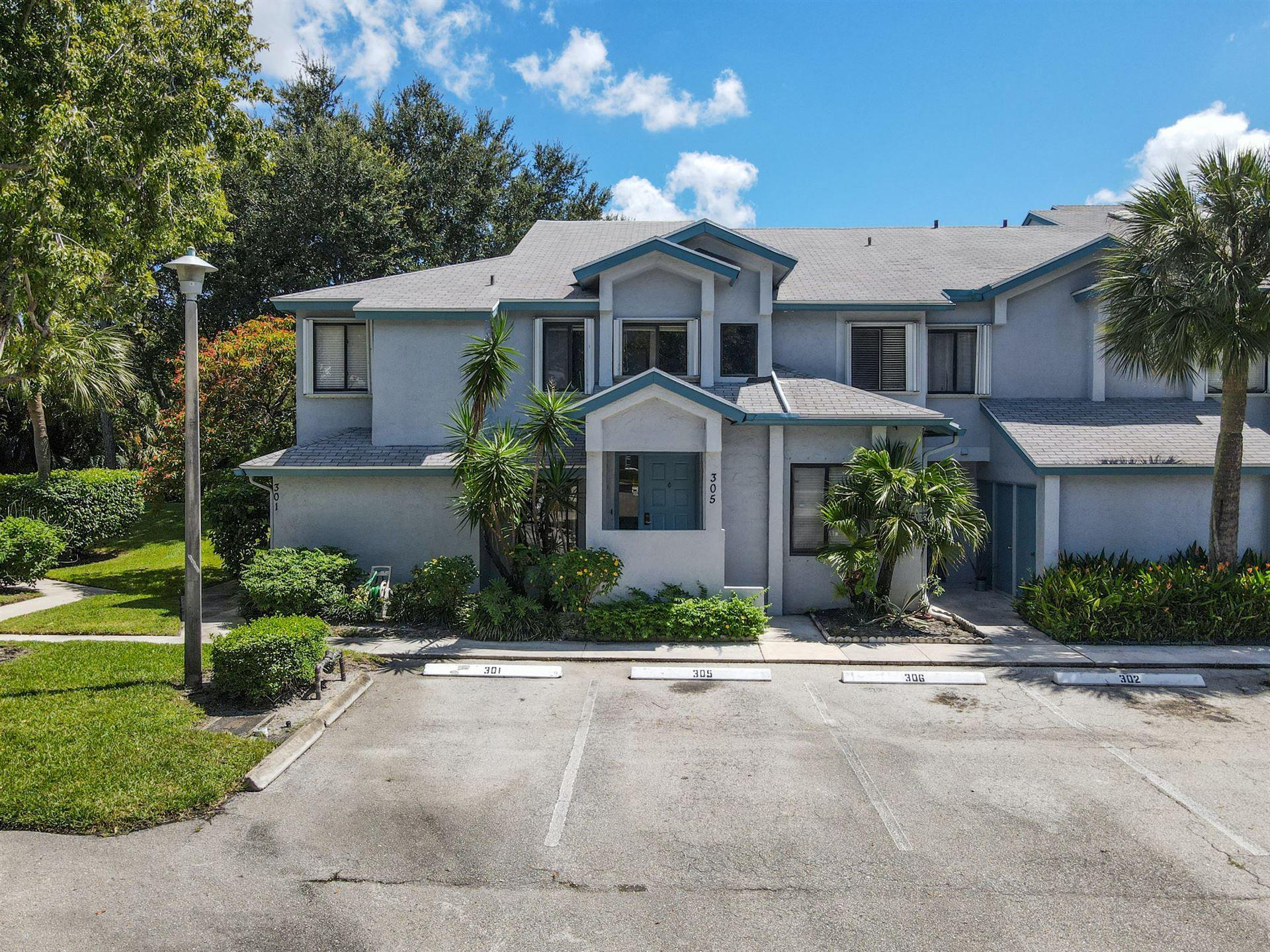 Photo of 305 Harbour Pointe Way, Greenacres, FL 33413 (MLS # RX-10650107)