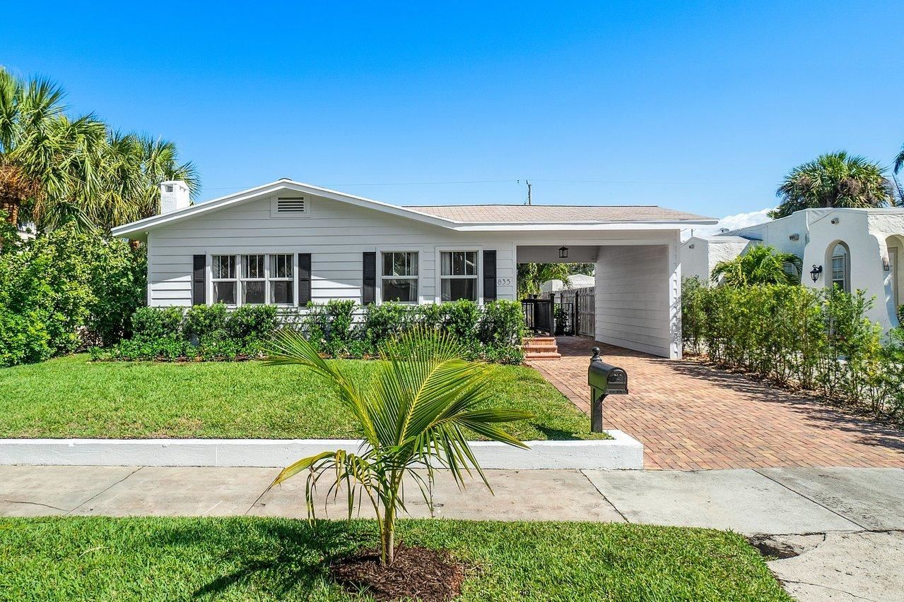 835 Claremore Drive, West Palm Beach, FL 33401 - MLS#: RX-10705107