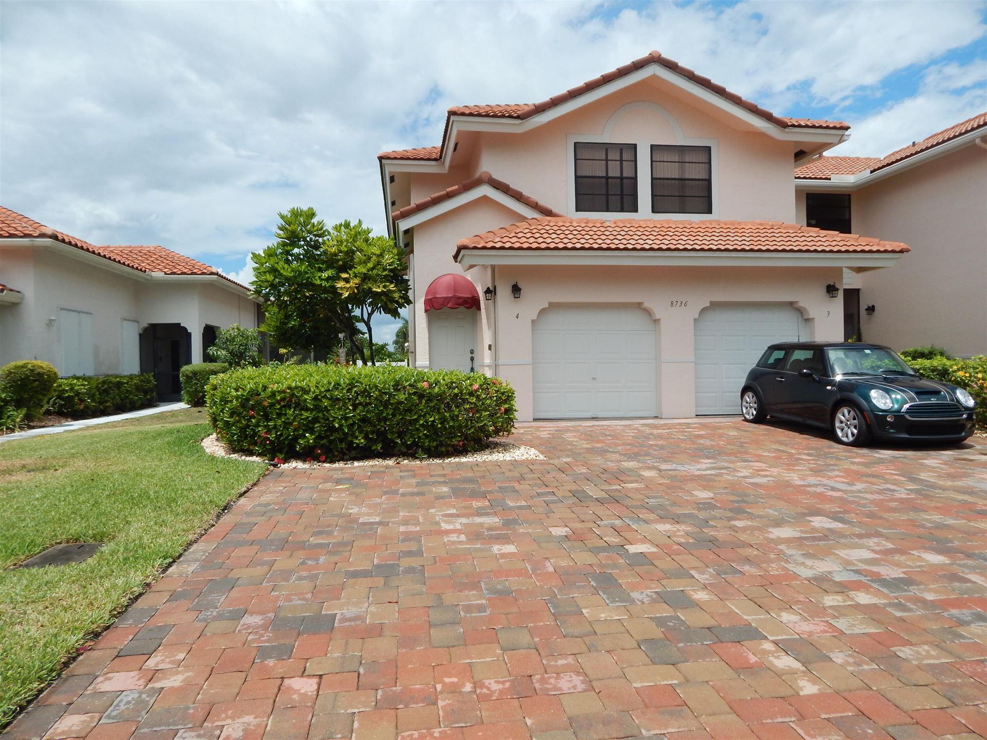 8736 Via Reale #54u, Boca Raton, FL 33496 - MLS#: RX-10717107