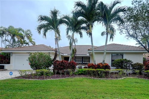 Photo of 10327 Canoe Brook Circle, Boca Raton, FL 33498 (MLS # RX-10603108)