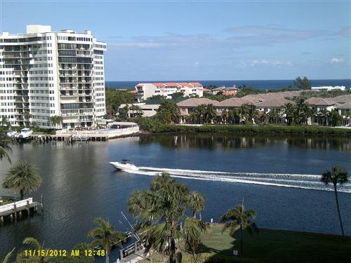 Photo of Listing MLS rx in 899 Jeffery Street #804 Boca Raton FL 33487