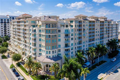 Photo of 99 SE Mizner Boulevard #403, Boca Raton, FL 33432 (MLS # RX-10675108)