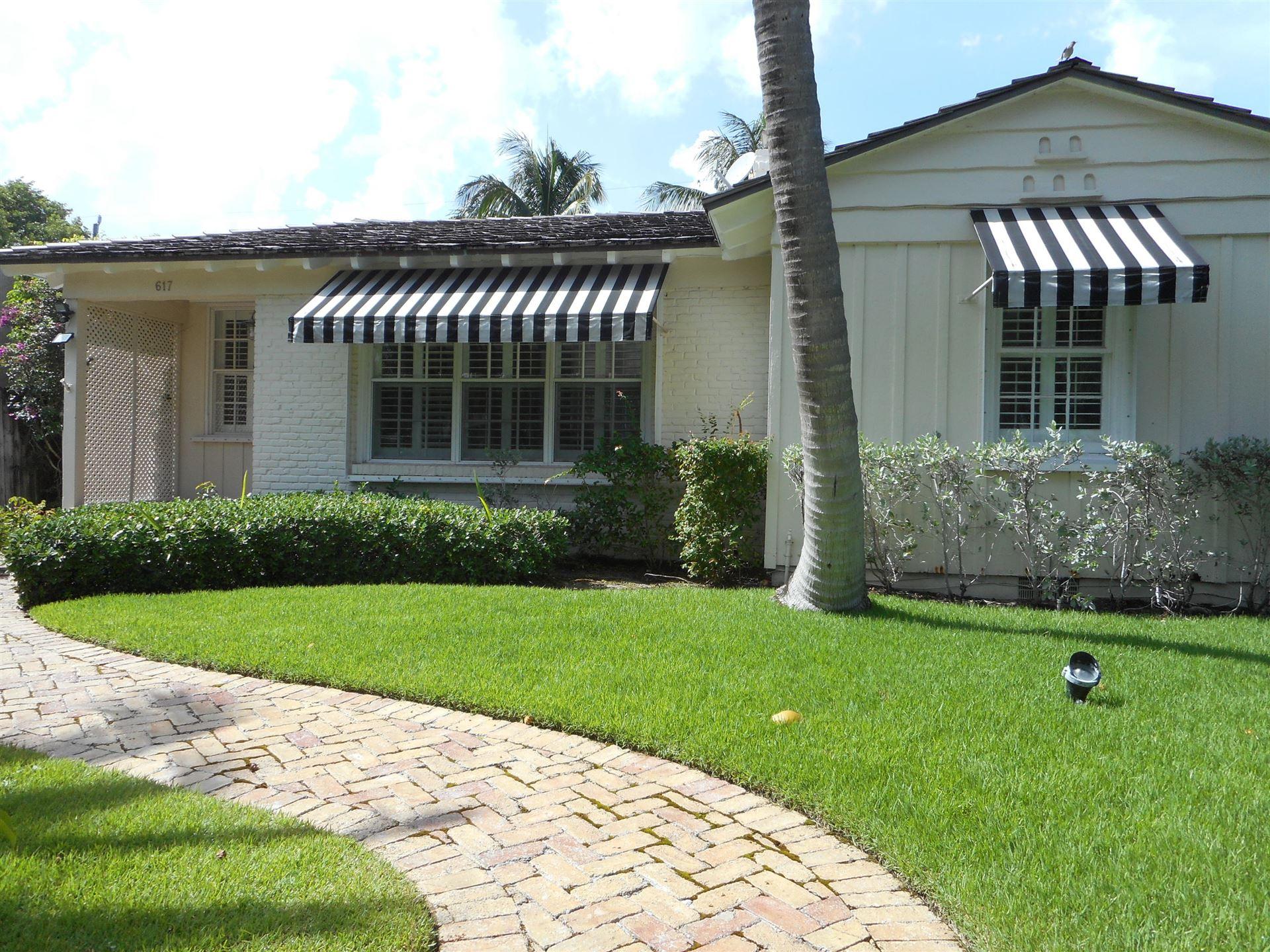 617 Ardmore Road, West Palm Beach, FL 33401 - #: RX-10636108