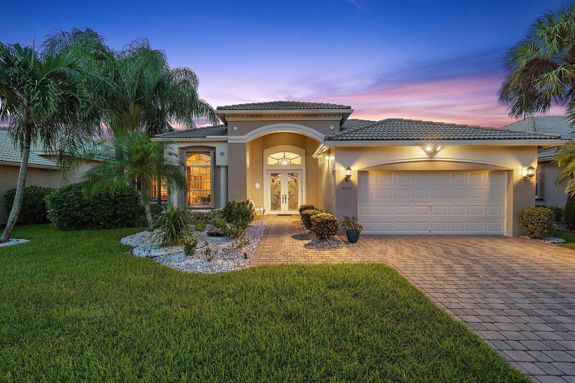 9707 San Vittore Street, Lake Worth, FL 33467 - MLS#: RX-10751108