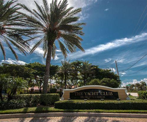 Photo of 160 Yacht Club Way #309, Hypoluxo, FL 33462 (MLS # RX-10742109)
