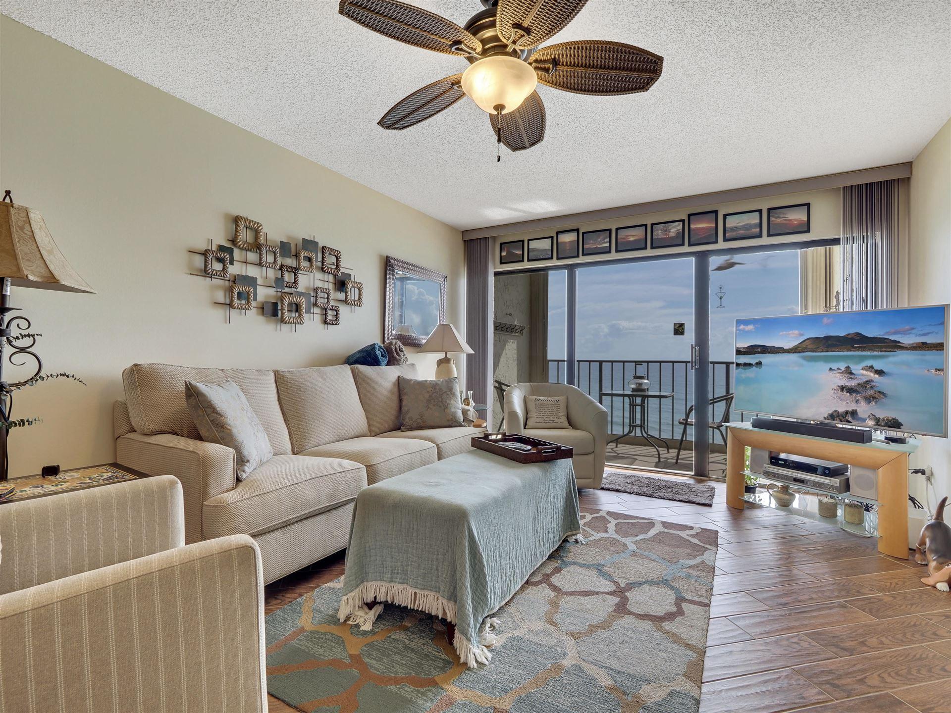 10310 S Ocean Drive #707, Jensen Beach, FL 34957 - MLS#: RX-10715109