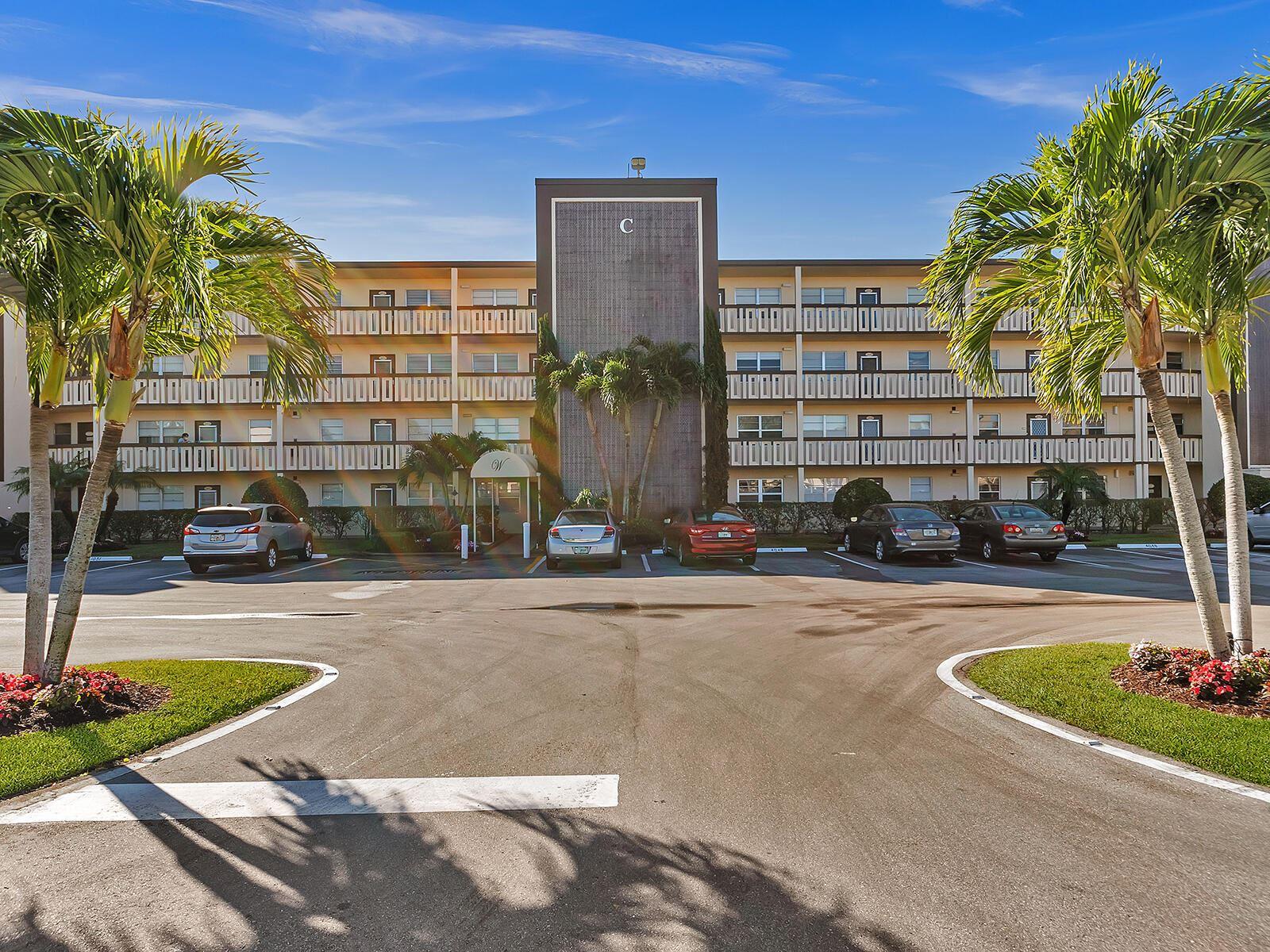 3051 Wolverton C, Boca Raton, FL 33434 - #: RX-10732109