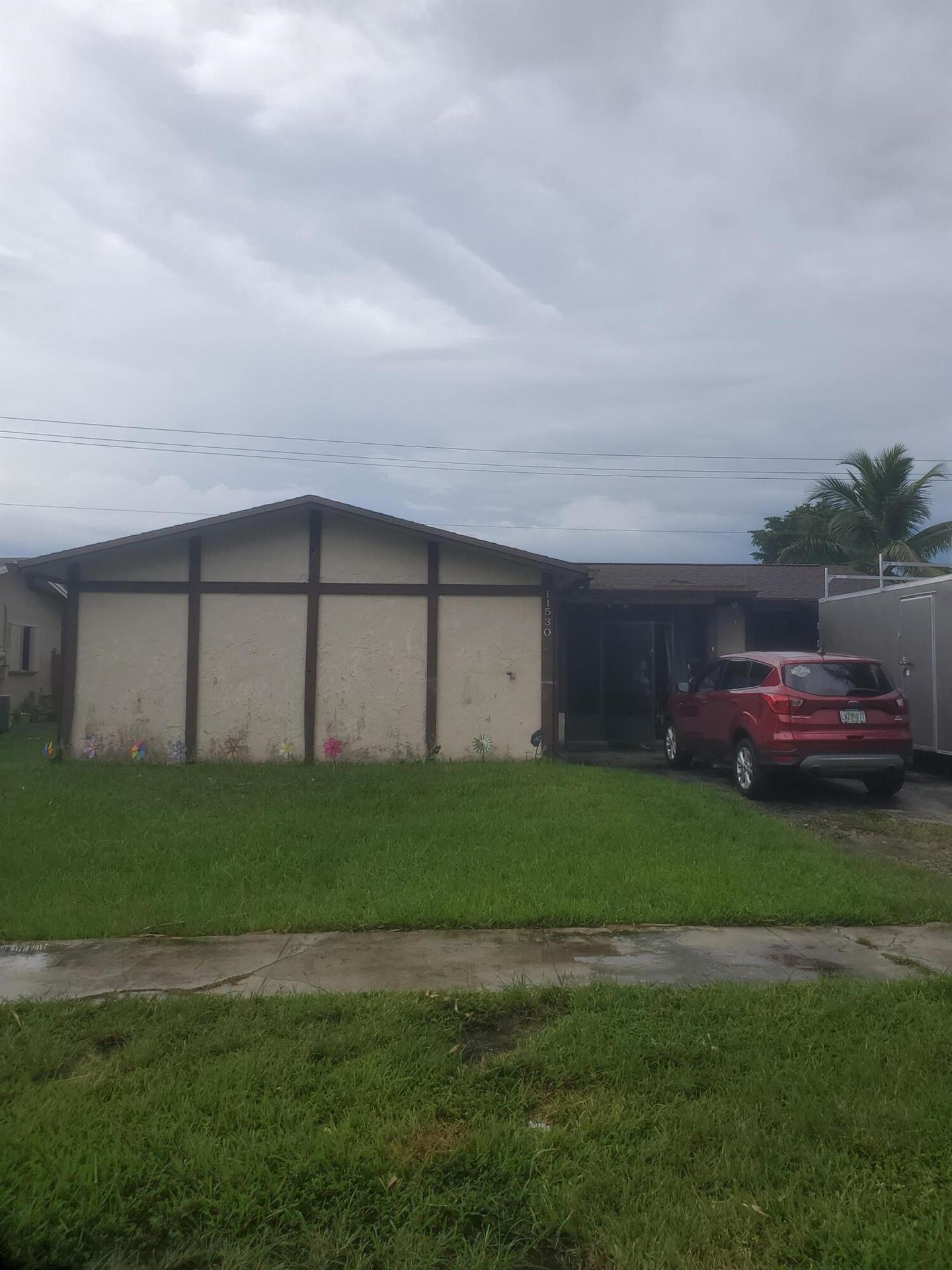 Photo of 11530 NW 35th Street, Sunrise, FL 33323 (MLS # RX-10753109)