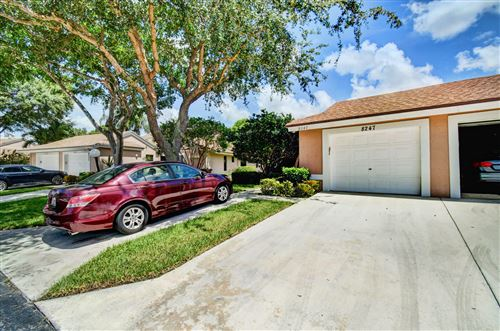Photo of 8247 Springlake Drive, Boca Raton, FL 33496 (MLS # RX-10634110)