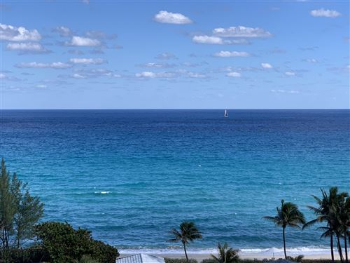 Photo of 3450 S Ocean Boulevard #Lower Penthouse 6, Highland Beach, FL 33487 (MLS # RX-10646110)