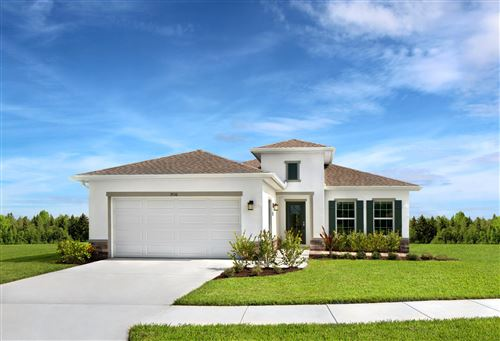 Photo of 3624 Sapphire Hollow Way, Fort Pierce, FL 34981 (MLS # RX-10561111)