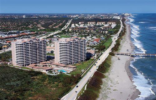 Photo of 750 Ocean Royale Way #Penthuose 1, Juno Beach, FL 33408 (MLS # RX-10689111)