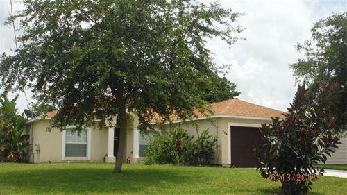 Photo of 254 SW Voltair Terrace, Port Saint Lucie, FL 34953 (MLS # RX-10707111)