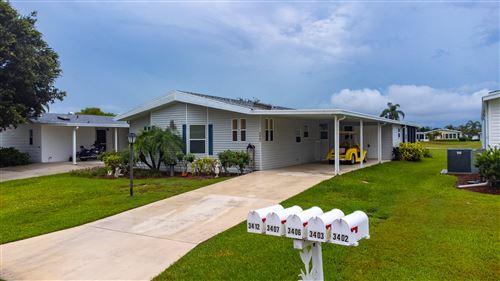 Photo of 3407 Ironwood Avenue, Port Saint Lucie, FL 34952 (MLS # RX-10735111)