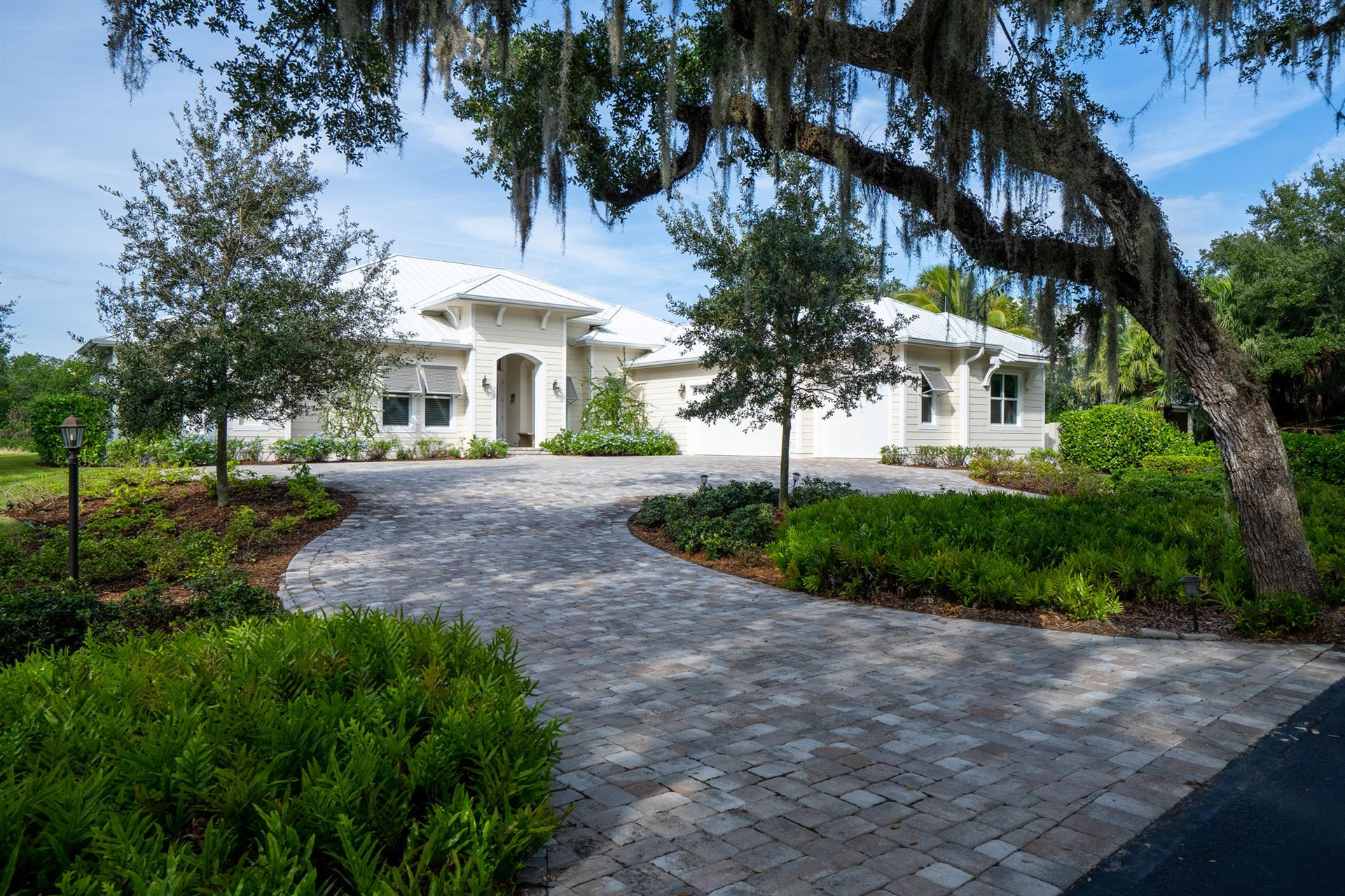 Photo of 710 Canoe Trail, Indian River Shores, FL 32963 (MLS # RX-10593111)