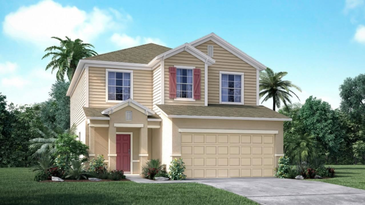Photo of 9451 SW Ligorio Way, Port Saint Lucie, FL 34986 (MLS # RX-10659111)