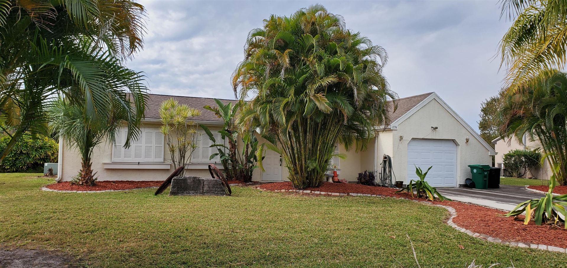 1774 SE Cascella Court, Port Saint Lucie, FL 34952 - #: RX-10687111