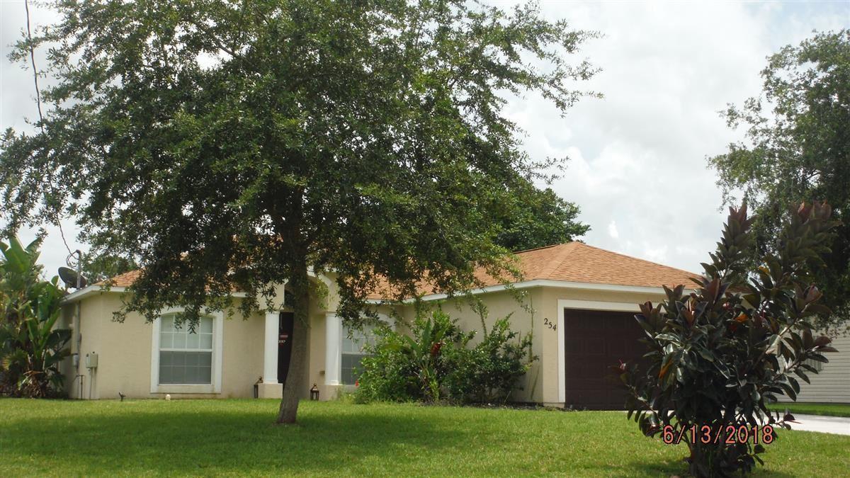254 SW Voltair Terrace, Port Saint Lucie, FL 34953 - MLS#: RX-10707111