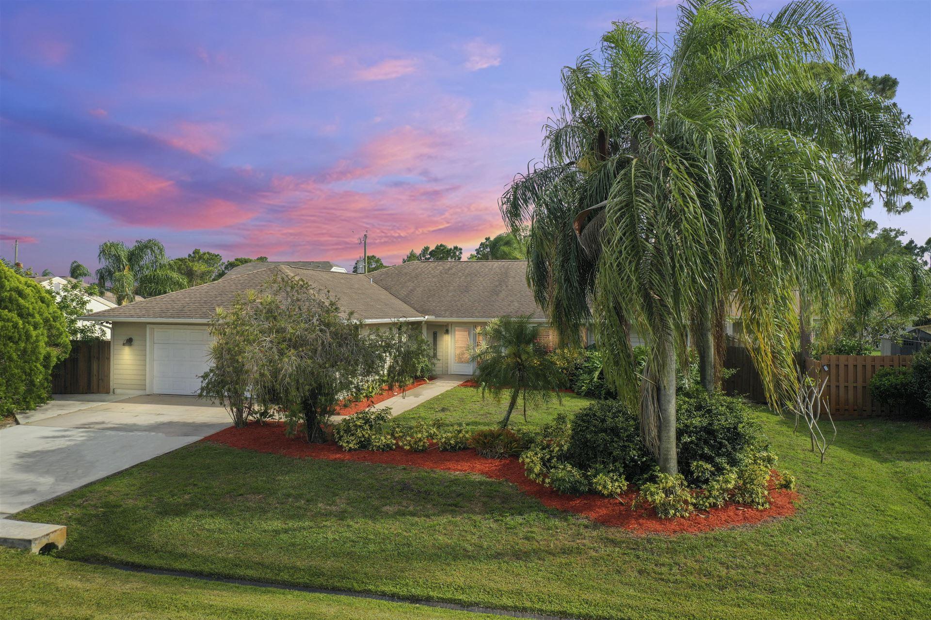 268 SW Langfield Avenue, Port Saint Lucie, FL 34984 - #: RX-10711111
