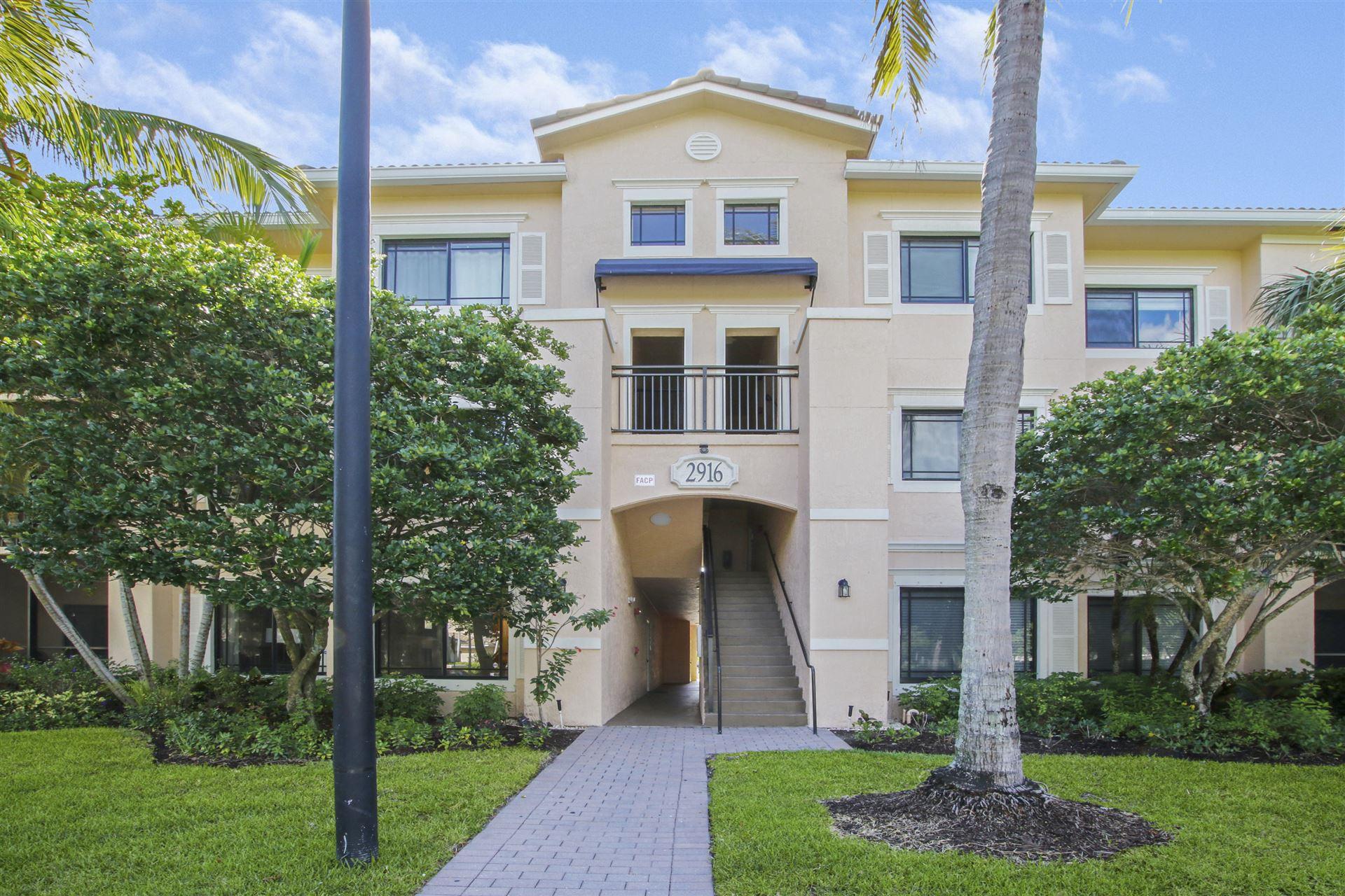 2916 Tuscany Court #105, Palm Beach Gardens, FL 33410 - MLS#: RX-10723111